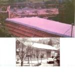 Gradnja prve hale (1988.god):