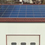 Izgrađena hala 3 i postavljeni solarni paneli (2002 god./paneli postavljeni 2010.god):